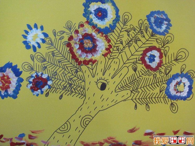 幼儿创意绘画三步教学法(2)图片