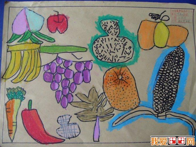 儿童画 690_517
