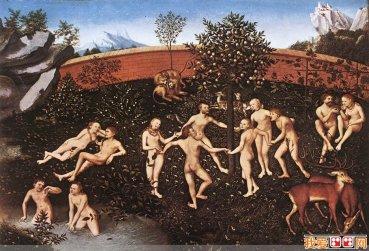 宗教改革运动时期画家卢卡斯・克拉纳赫作品赏析
