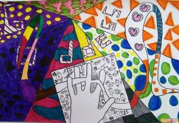 幼儿色彩感的培养与审美教育