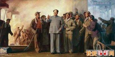 中国六大天价红色经典绘画作品赏析