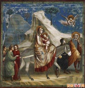 佛罗伦萨画派的创始人乔托・迪・邦多纳作品赏析