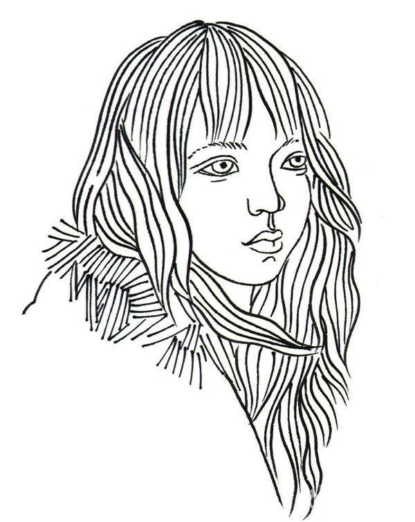 简笔画 设计 矢量 矢量图 手绘 素材 线稿 600_754 竖版 竖屏
