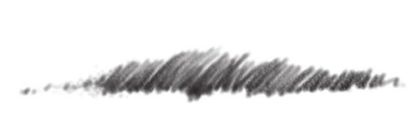 速写云彩质感的绘画技法图片