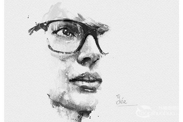 法国自由插画师Florian NICOLLE插画作品欣赏