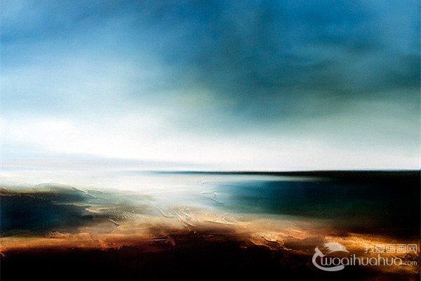 英国艺术家Paul Bennett油画作品欣赏
