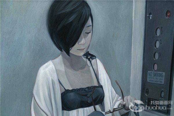 韩国美女艺术家Joanne Nam的绘画作品欣赏
