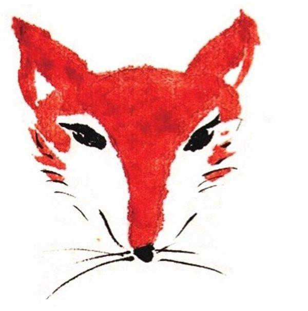 国画狐狸的绘画步骤(2)