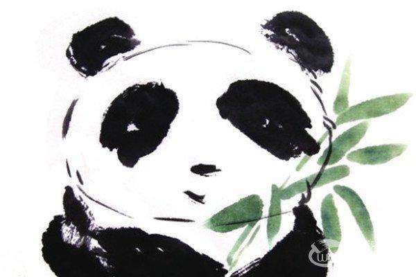 熊猫儿童画图画大全内容|熊猫儿童画图画大全图片
