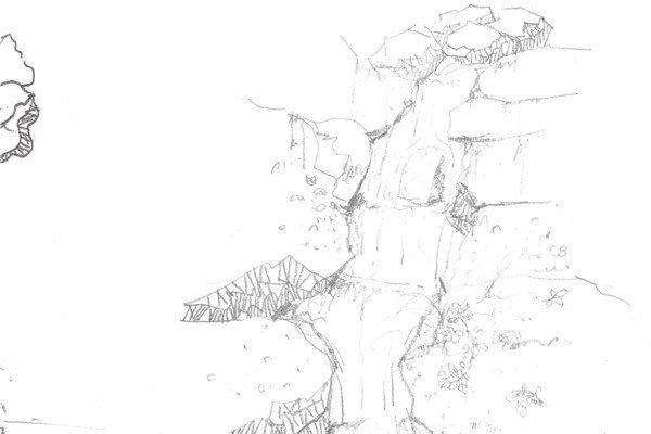 城间小溪 蚂蜂窝图片