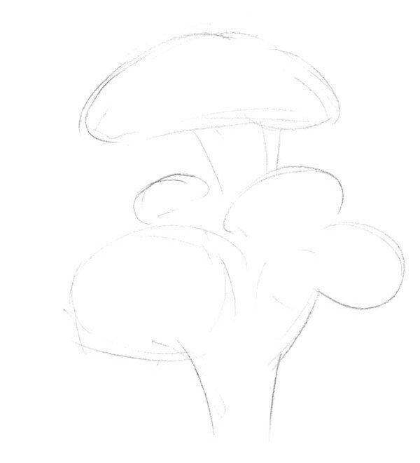 素描榕树的绘画技法图片