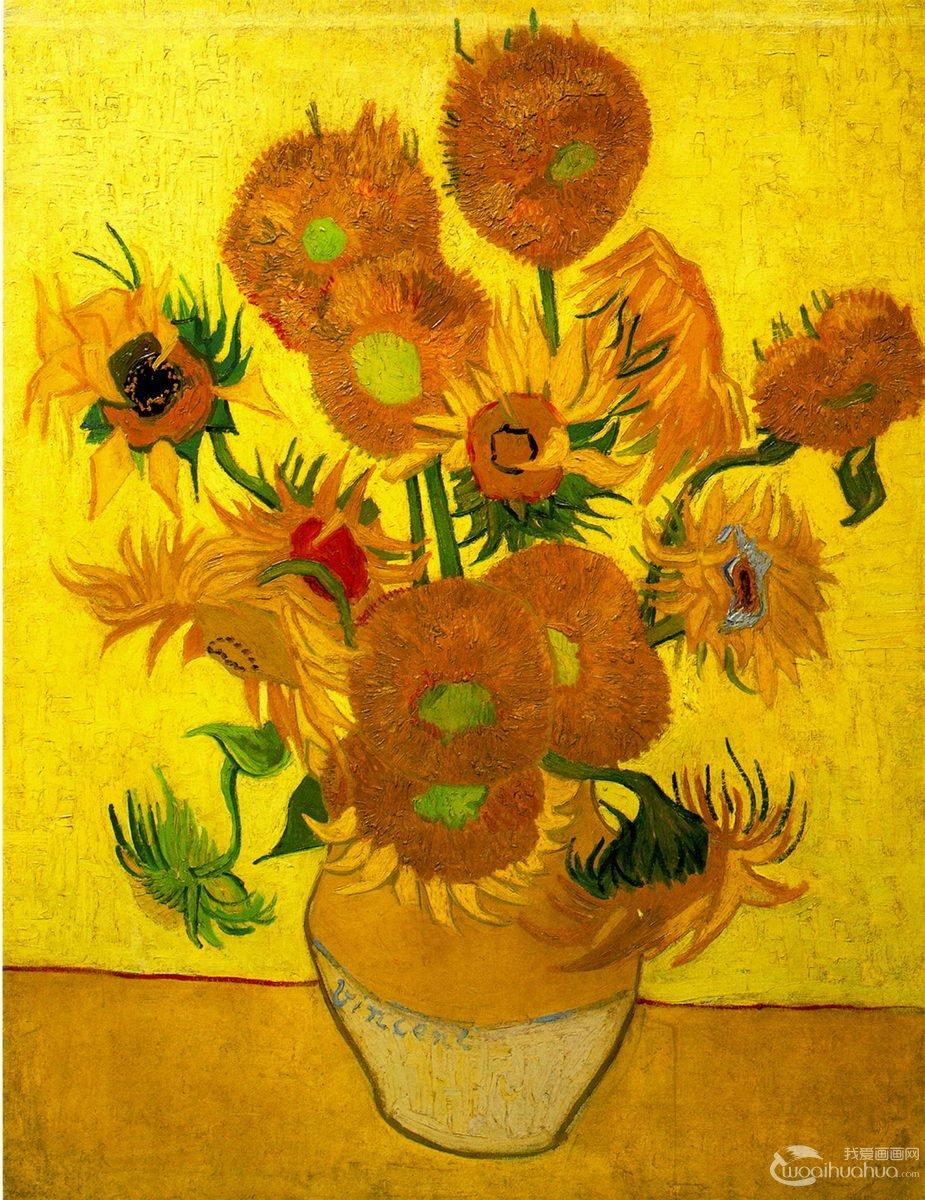 荷兰画家文森特 威廉 梵高作品欣赏