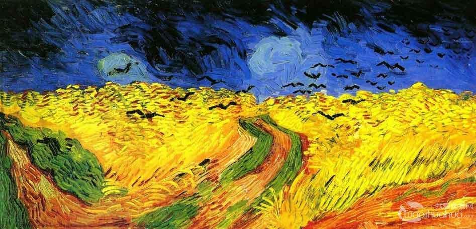 荷兰画家文森特·威廉·梵高作品欣赏