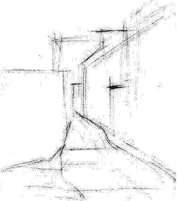 简笔画 手绘 素描 线稿 572_650