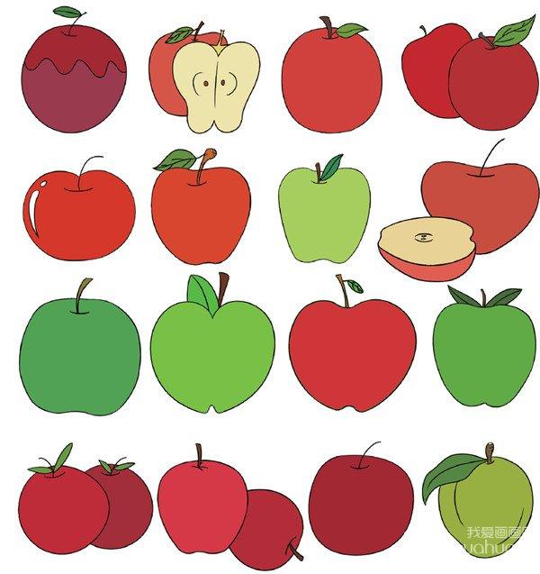 水果类简笔画 2