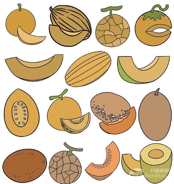 水果类简笔画 5