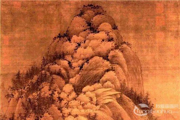 古代著名山水四大画家