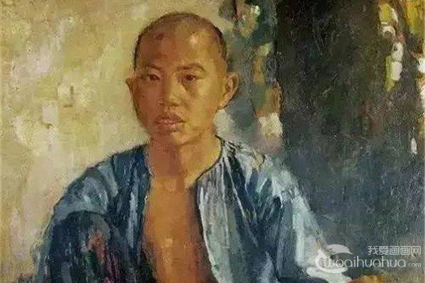 中国经典油画作品欣赏