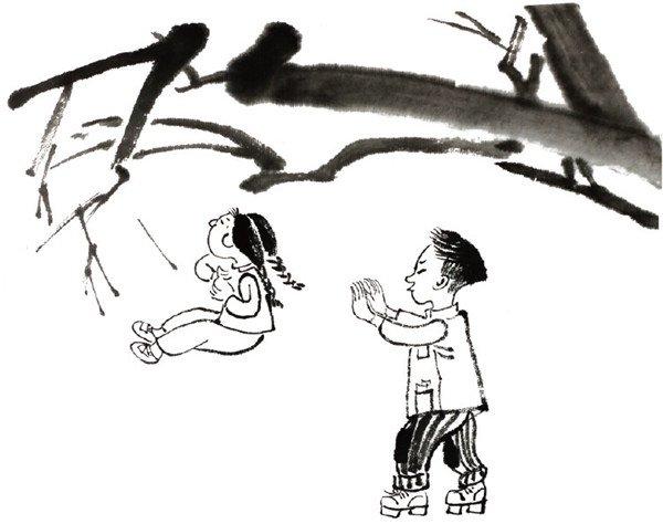 儿童画教程:怎么画小刺猬?_绘画吧-画画