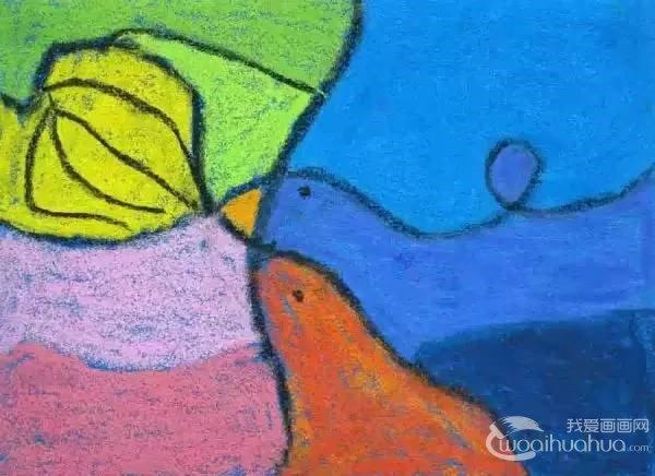 儿童线条画画-儿童绘画心理学走进孩子的内心世界