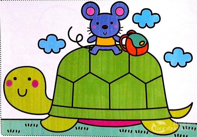 """儿童布局画画 绘画是孩子的一种特殊""""语言"""",具有内在的逻辑和表现"""
