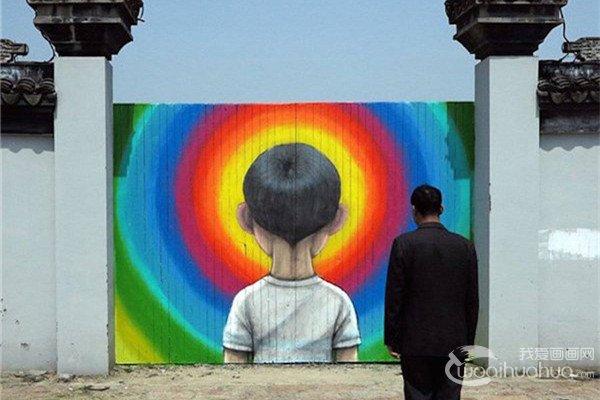 艺术家Seth Globepainter惊人的街头涂鸦作品赏析