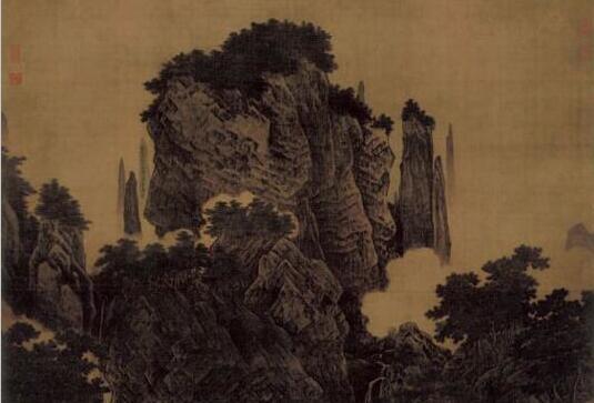 国画马的绘画步骤 2图片