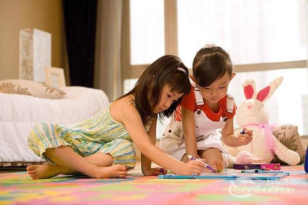 """学写""""绘画日记"""" 发掘孩子艺术潜能"""