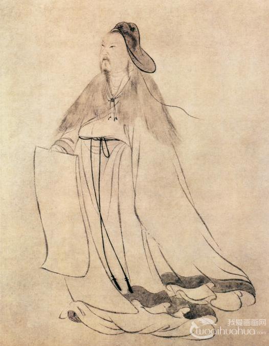 中国古代画家王蒙图片