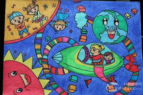 温州 中国梦_家长如何欣赏儿童画