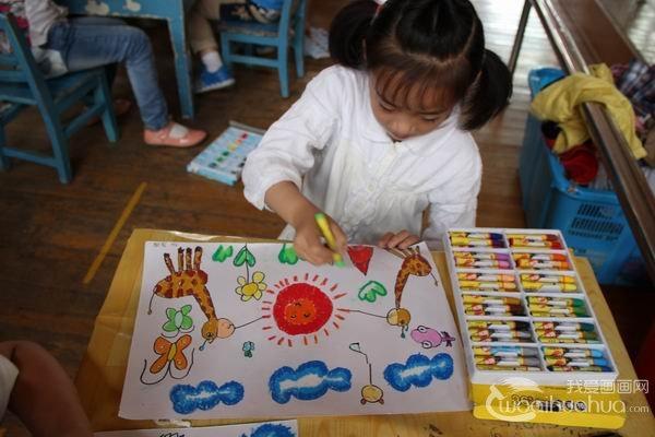 如何选择孩子最初绘画题材