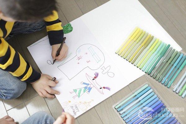 培养孩子对画画的4种能力