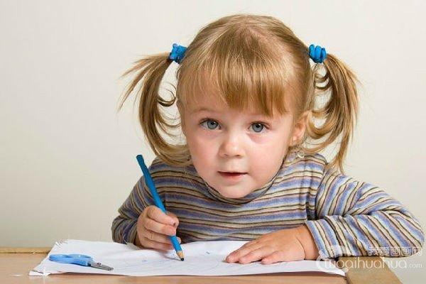孩子绘画是一种造型艺术
