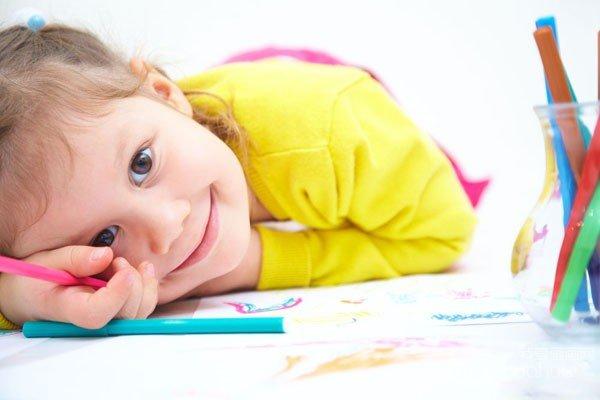 涂鸦可以读懂宝宝的内心世界
