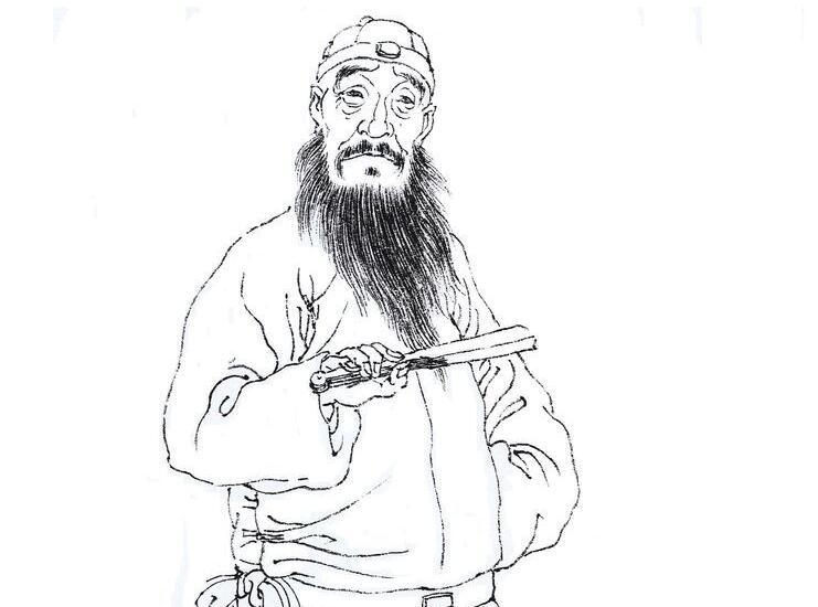 中国著名画家汪士慎