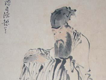 中国著名画家黄慎