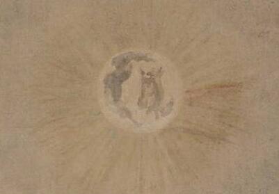 金农花鸟画《月华图》作品欣赏