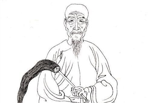 中国著名画家高翔