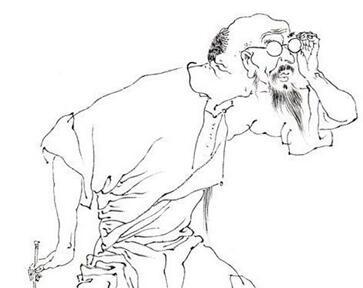 中国著名画家郑板桥