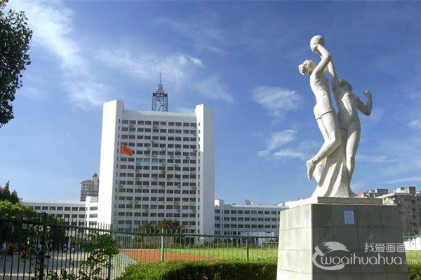 17年南京邮电大学使用美术统考成绩录取