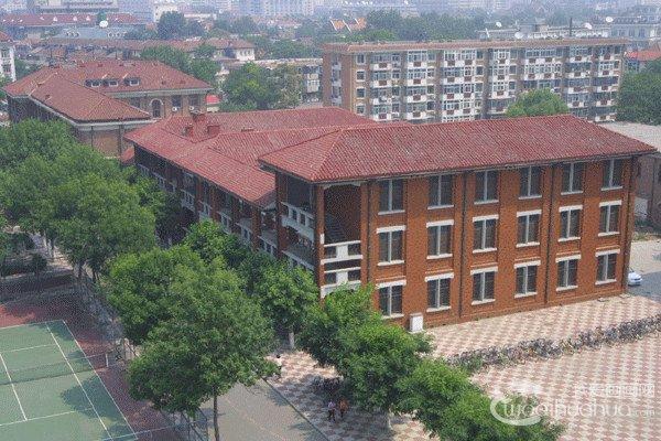 2017年天津外国语大学使用美术统考成绩录取