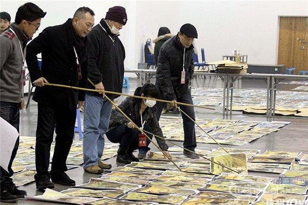 2017年中国美术学院文化录取平均分470-480分