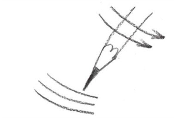 素描排线的绘画技法