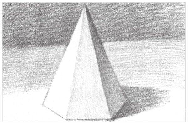 素描基本绘画技法