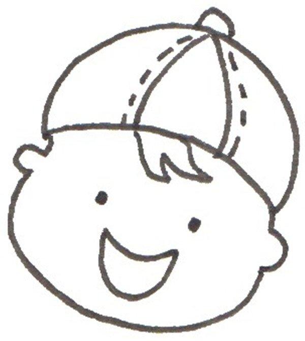 小孩画画简单图片步骤