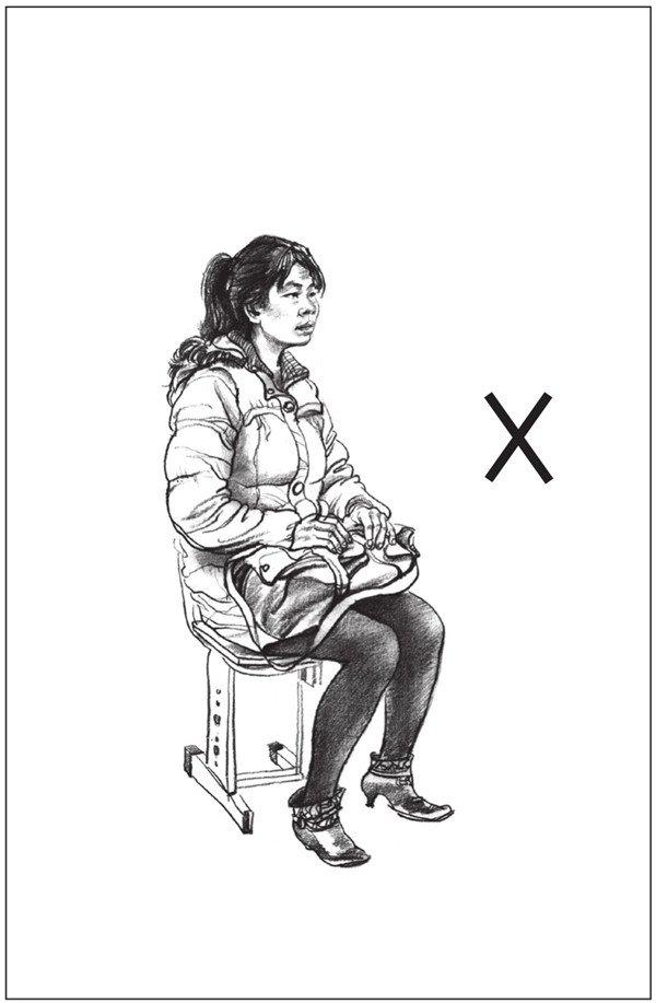 北京画室_速写人物构图的绘画教程