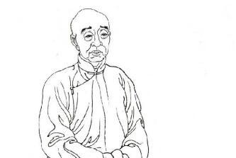 中国著名画家蒲华