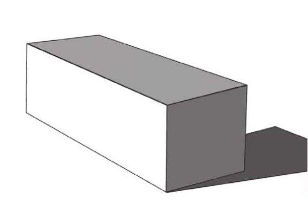 素描长方体的绘画步骤(5)
