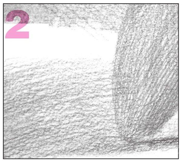 几何体素描之圆锥体绘画步骤七-2-素描圆锥体的绘画步骤 7