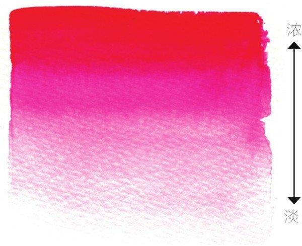 水彩画单色渐变技巧